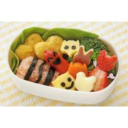 下村企販 動物型 野菜 cutter (1套4個)