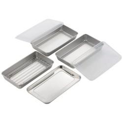 下村企販 食物盒炸盤 套裝 [Half Size set]