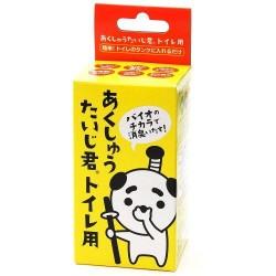 天然酵母清潔球 廁所專用 (黃色盒)