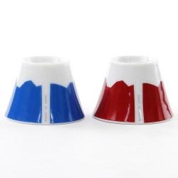 富士山 小清酒杯 (一對)