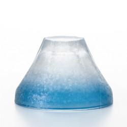 石塚硝子 富士山清酒杯