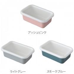 富士琺瑯 Honeyware Cotton Series 食物盒 (連膠蓋)