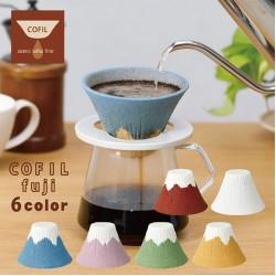 COFIL 富士山 陶瓷咖啡過濾器
