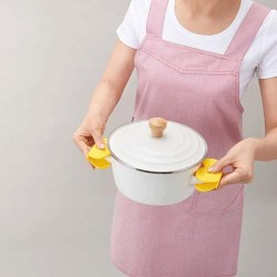 Cogit silicon pot holder [Yellow]