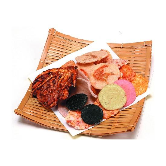 名古屋 えびせんべいの里 雜錦蝦片 315g