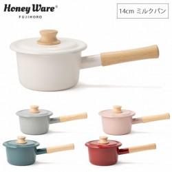 富士琺瑯 Cotton Series 14cm 牛奶鍋