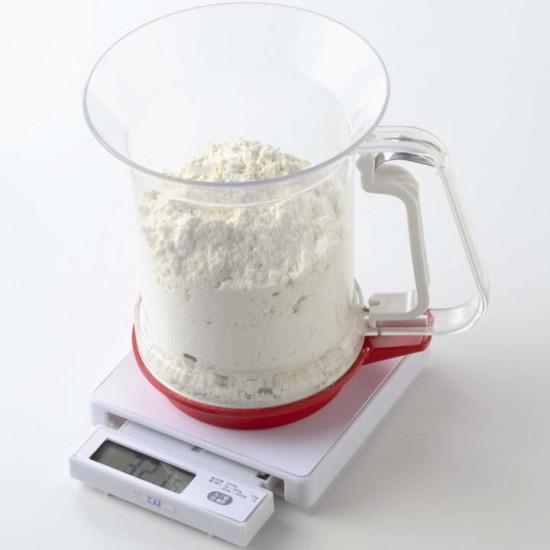 KAI 貝印 可拆式 麵粉篩