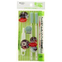 【現貨】mameita 保溫壺罅隙清潔刷 (綠色包裝)