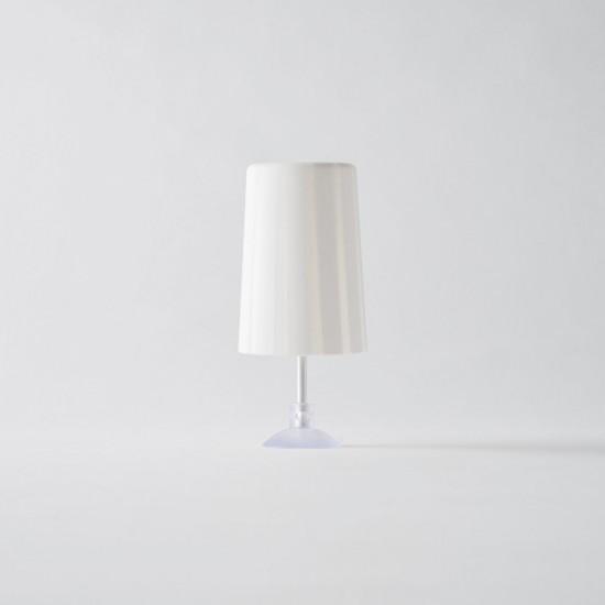 【現貨】MARNA 2-way 漱口杯 連掛架 [White]