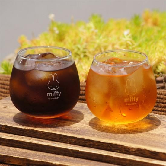 Miffy Glass Pair Set