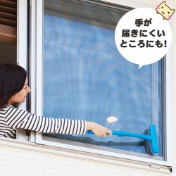 Nippon Seal 可伸縮 窗紗清潔刷