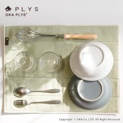 PLYS 碗碟吸水墊 [L size 35×45cm]