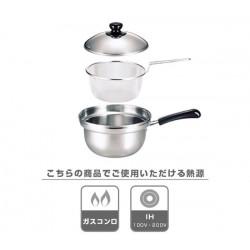 下村企販 片手鍋20cm set