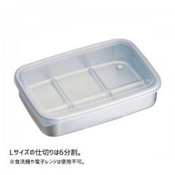 Skater 急速冷凍 鋁質食物盒 L size (1200ml)