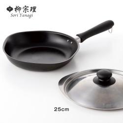 SORI YANAGI 柳宗理 鐵煎pan (連蓋) [25cm]