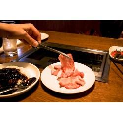 【現貨】不銹鋼 燒肉食物夾