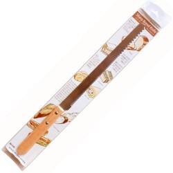 Suncraft 麵包刀 (全長約36.5cm)