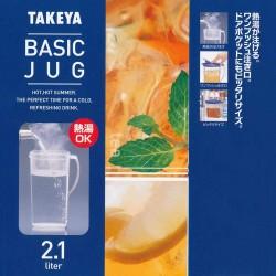 TAKEYA Basic Jug 2.1L