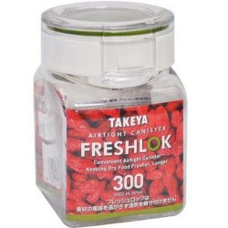 TAKEYA FRESHLOK 食材保存盒 [300ml]