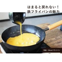 匠 TAKUMI 鐵鍋 20cm 平底煎鍋