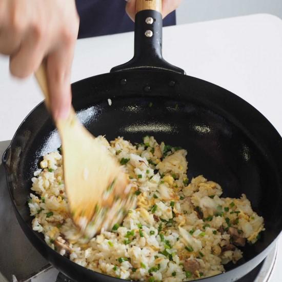 匠 TAKUMI 鐵鍋 30cm 炒鍋