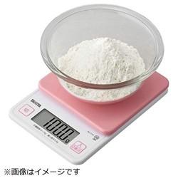 TANITA KJ-114 食物磅 [粉紅色]