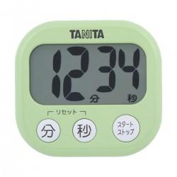 TANITA 計時器 TD-384 [Green]