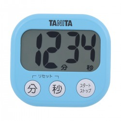 TANITA 計時器 TD-384 [Blue]