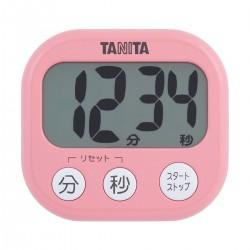 TANITA 計時器 TD-384 [Pink]
