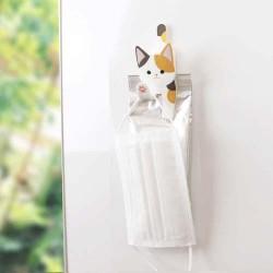 TOYO Case 貓貓多用途磁石掛鉤夾 [三色貓 № 526]
