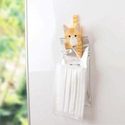 TOYO Case 貓貓多用途磁石掛鉤夾 [虎紋 № 540]