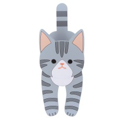 TOYO Case 貓貓多用途磁石掛鉤夾 [灰虎紋 № 541]
