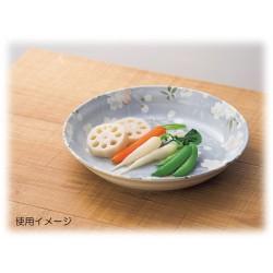 【現貨】宇野千代 雙色櫻花圓碟 22cm (2色入)