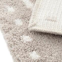 OKA The Premium Wilton Bath Mat [Flowers & Cats]