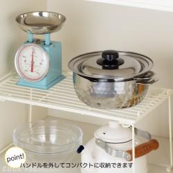 吉川工業 16&18cm 雪平鍋 套裝